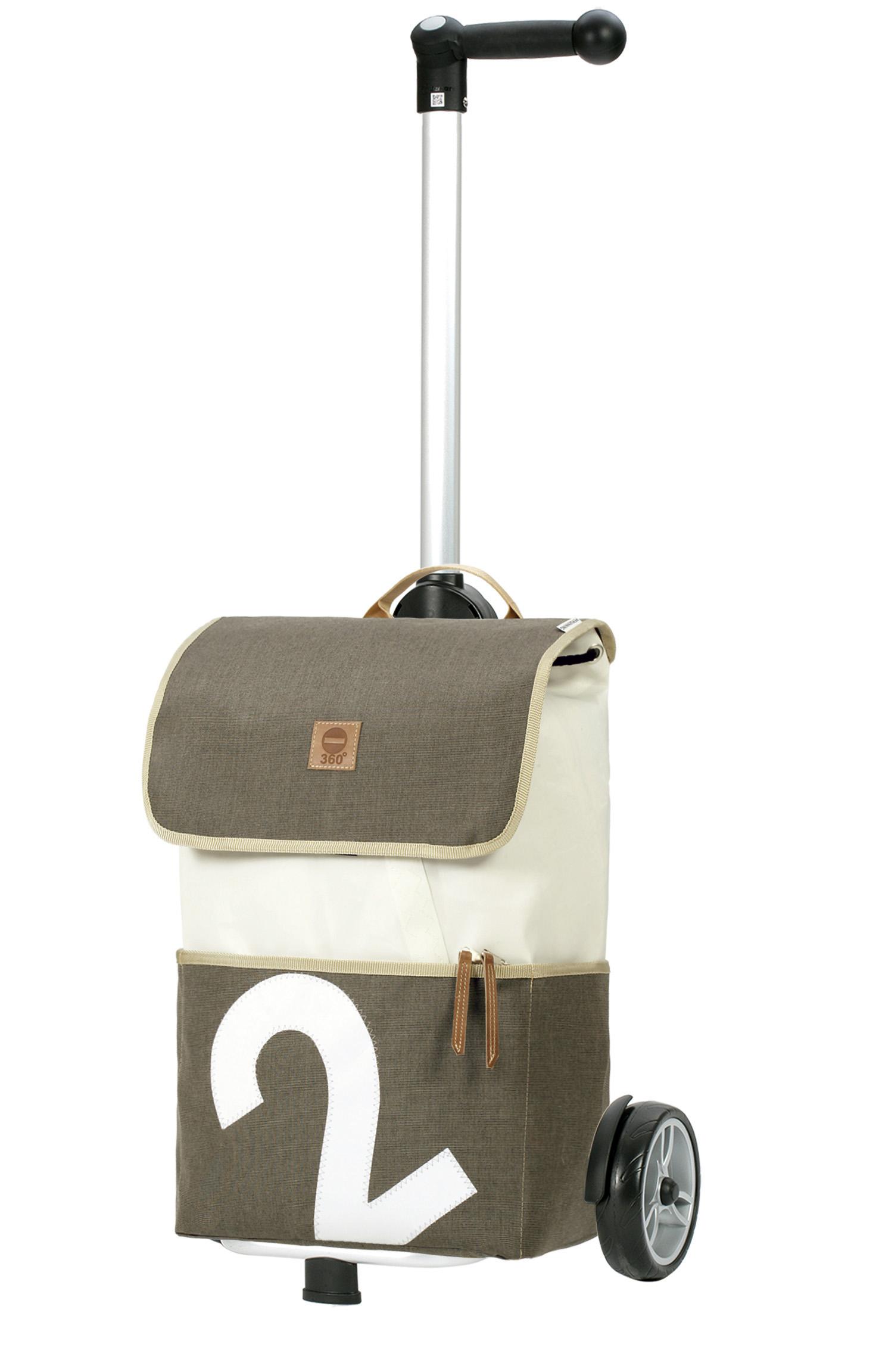 Andersen Royal Shopper mit Tasche Mole 360° Grad Mole Nr 2 oder Mole Nr 8
